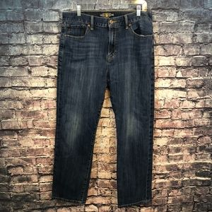 Lucky Brand Men's 429 Classic Straight Jeans